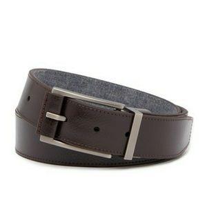 Boconi/Reversible Leather Belt